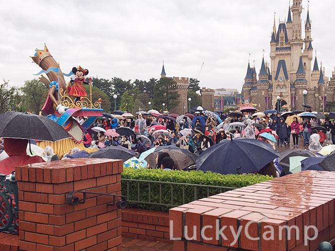 東京ディズニーランド 35周年 バケーションパッケージ ショーパレ 画像